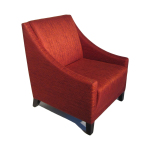 Austin custom lounge chair