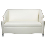French Club Settee
