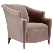 French Club Lounge Chair