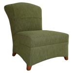 Royal armless lounge chair