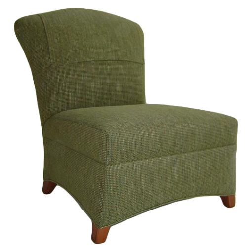 Royal armless lounge chair
