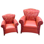 Royal Lounge Chair with Matching Youth