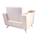 Soma lounge chair back