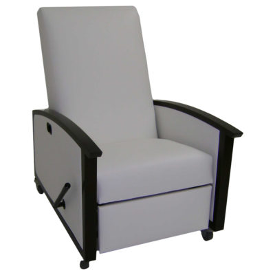 Sovereign Recliner with Pneumatic Assist Mechanism