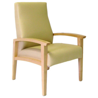 Sovereign Patient Chair with Open Arm