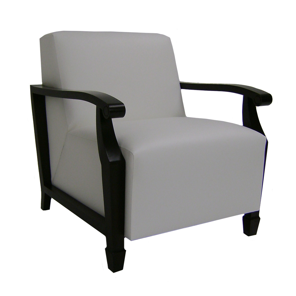 Winston Open Arm Lounge Chair