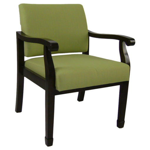 Winston Side Chair with Open Arms