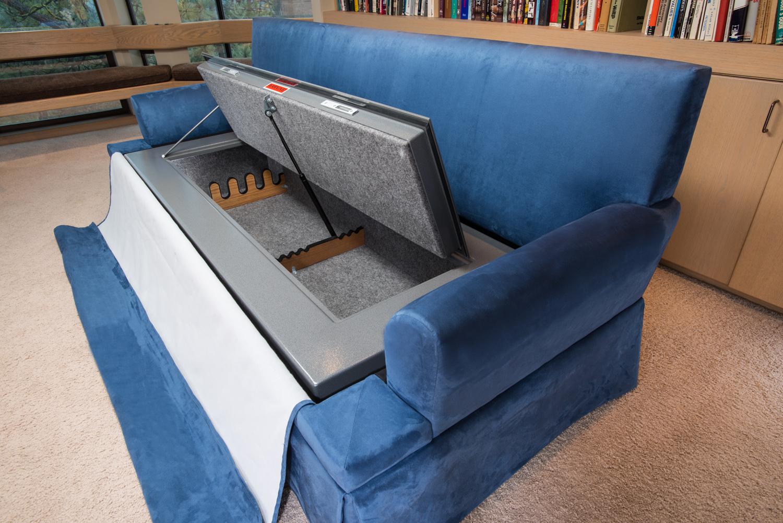 Couchbunker Charles Alan American Furniture Manufacturer
