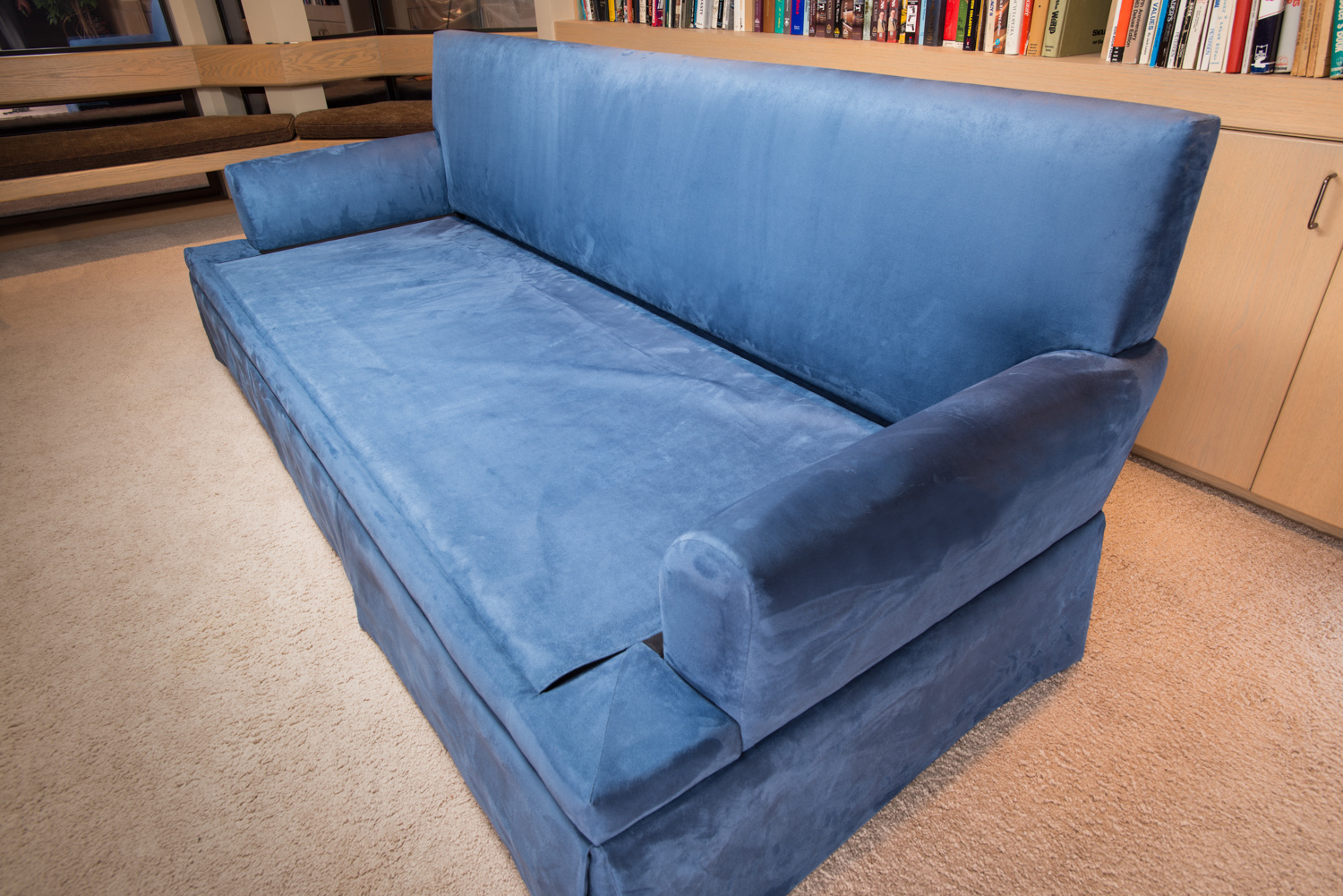 Couchbunker looking like a normal couch