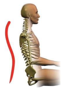 Correct Posture with ProBax