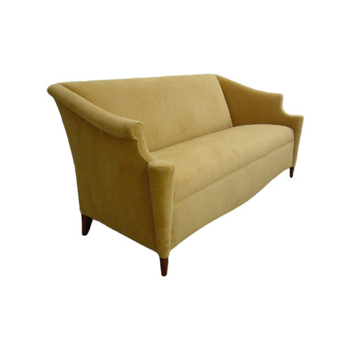 French Club Sofa