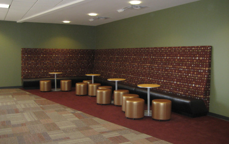 Mississippi State Univeristy Custom Banquette