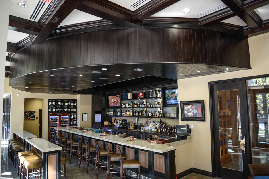 Silver Leaf Cigar Bar